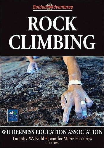 Portada del libro 9780736068024 Rock Climbing