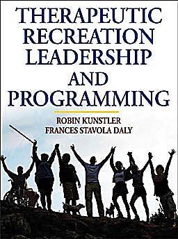 Portada del libro 9780736068550 Therapeutic Recreation Leadership and Programming