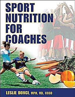 Portada del libro 9780736069175 Sport Nutrition for Coaches