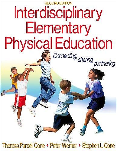 Portada del libro 9780736072151 Interdisciplinary Elementary Physical Education