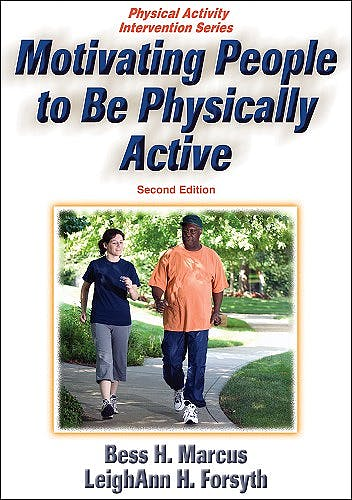 Portada del libro 9780736072472 Motivating People to Be Physically Active