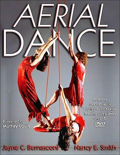 Portada del libro 9780736073967 Aerial Dance