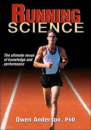 Portada del libro 9780736074186 Running Science