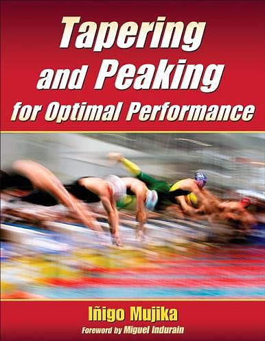 Portada del libro 9780736074841 Tapering and Peaking for Optimal Performance
