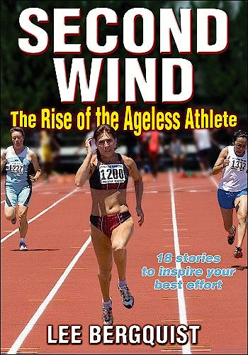 Portada del libro 9780736074919 Second Wind. the Rise of the Ageless Athlete