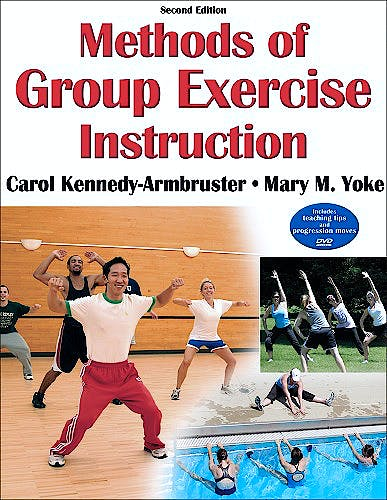 Portada del libro 9780736075268 Methods of Group Exercise Instruction