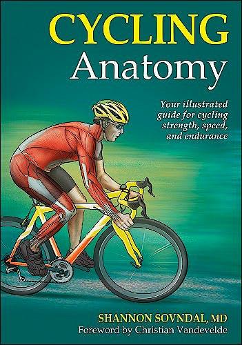 Portada del libro 9780736075879 Cycling Anatomy