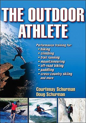 Portada del libro 9780736076111 The Outdoor Athlete
