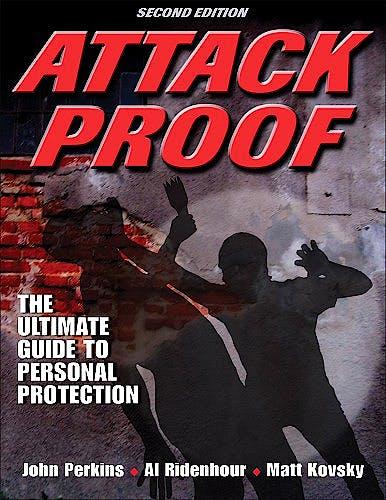 Portada del libro 9780736078764 Attack Proof