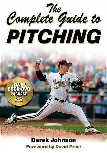 Portada del libro 9780736079013 The Complete Guide to Pitching + DVD