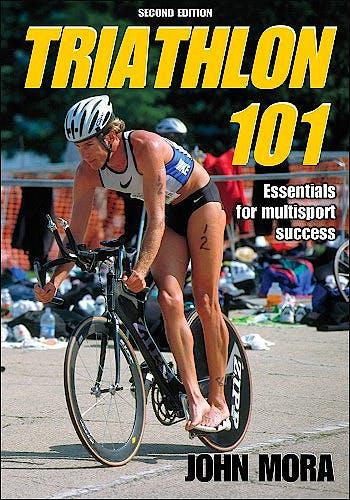 Portada del libro 9780736079440 Triathlon 101. Essentials for Multisport Success