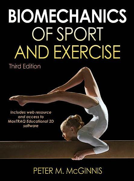 Portada del libro 9780736079662 Biomechanics of Sport and Exercise