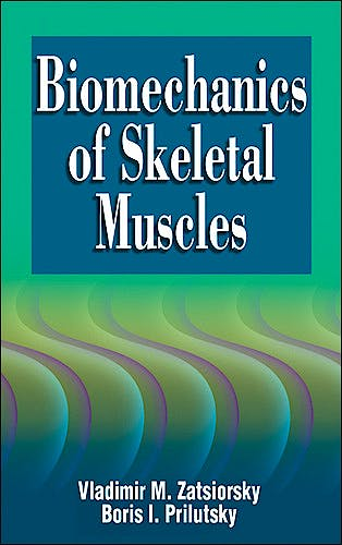 Portada del libro 9780736080200 Biomechanics of Skeletal Muscles