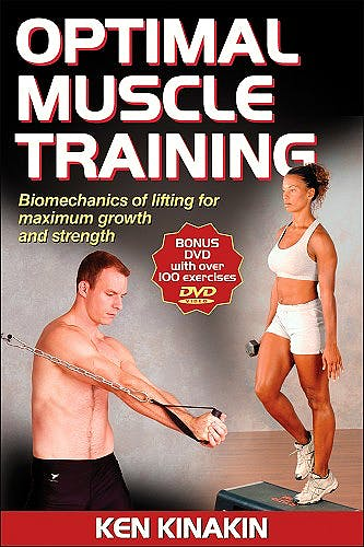 Portada del libro 9780736081726 Optimal Muscle Training + Bonus Dvd