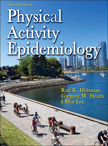 Portada del libro 9780736082860 Physical Activity Epidemiology