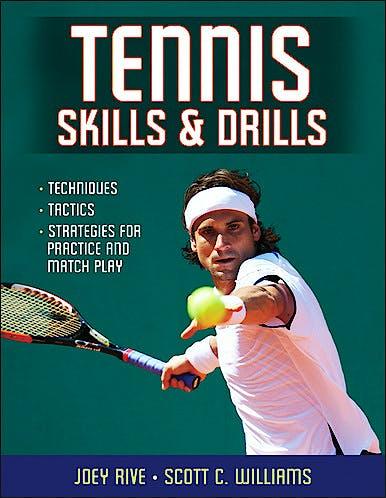 Portada del libro 9780736083089 Tennis. Skills and Drills