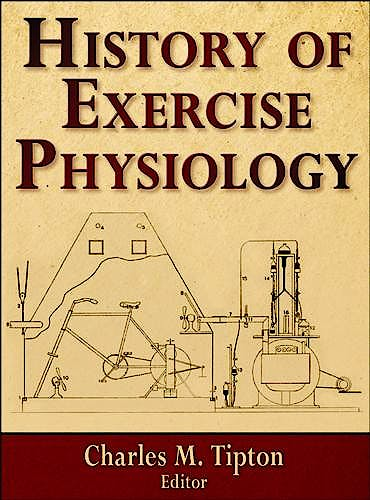 Portada del libro 9780736083690 History of Exercise Physiology