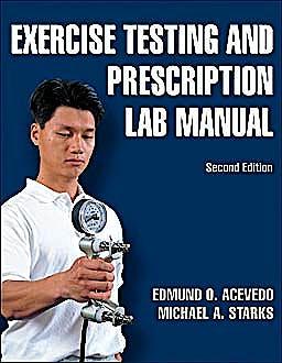 Portada del libro 9780736087285 Exercise Testing and Prescription Lab Manual