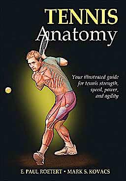 Portada del libro 9780736089364 Tennis Anatomy