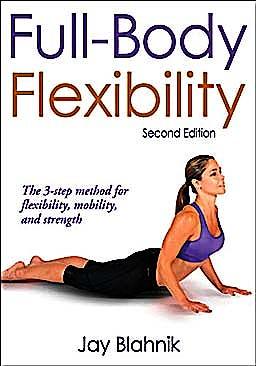 Portada del libro 9780736090360 Full-Body Flexibility