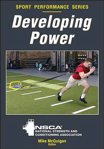 Portada del libro 9780736095266 Developing Power
