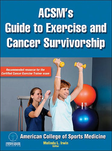 Portada del libro 9780736095648 ACSM's Guide to Exercise and Cancer Survivorship