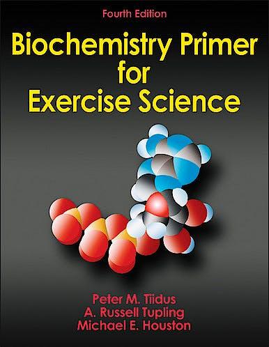 Portada del libro 9780736096058 Biochemistry Primer for Exercise Science
