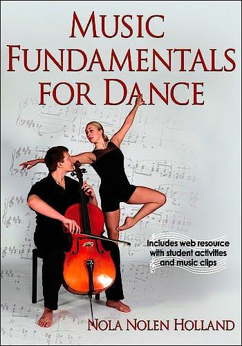 Portada del libro 9780736096522 Music Fundamentals for Dance