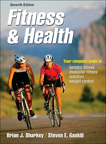Portada del libro 9780736099370 Fitness and Health