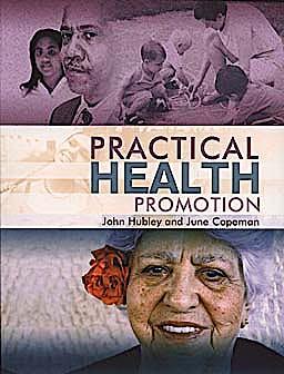 Portada del libro 9780745636665 Practical Health Promotion