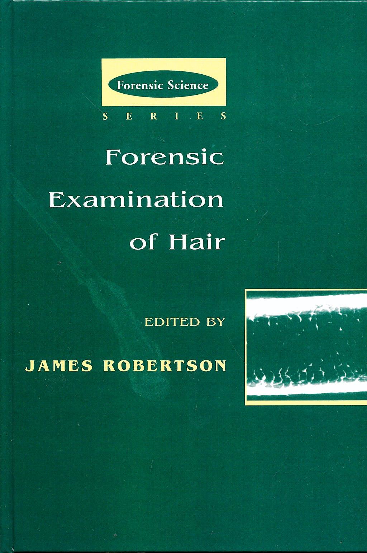 Portada del libro 9780748405671 Forensic Examination of Hair