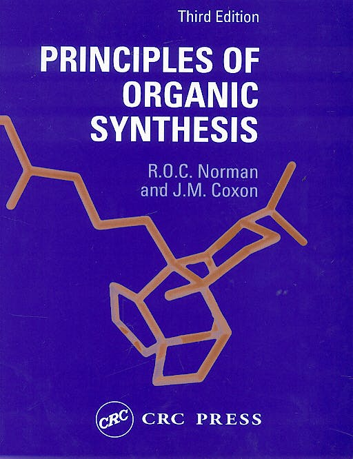 Portada del libro 9780748761623 Principles of Organic Synthesis