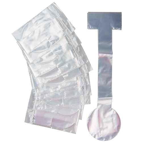Bolsas de Protección para Boca y Pulmón (100 Piezas)