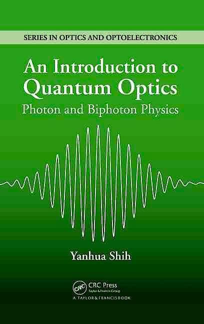 Portada del libro 9780750308878 An Introduction to Quantum Optics: Photon and Biophoton Physics