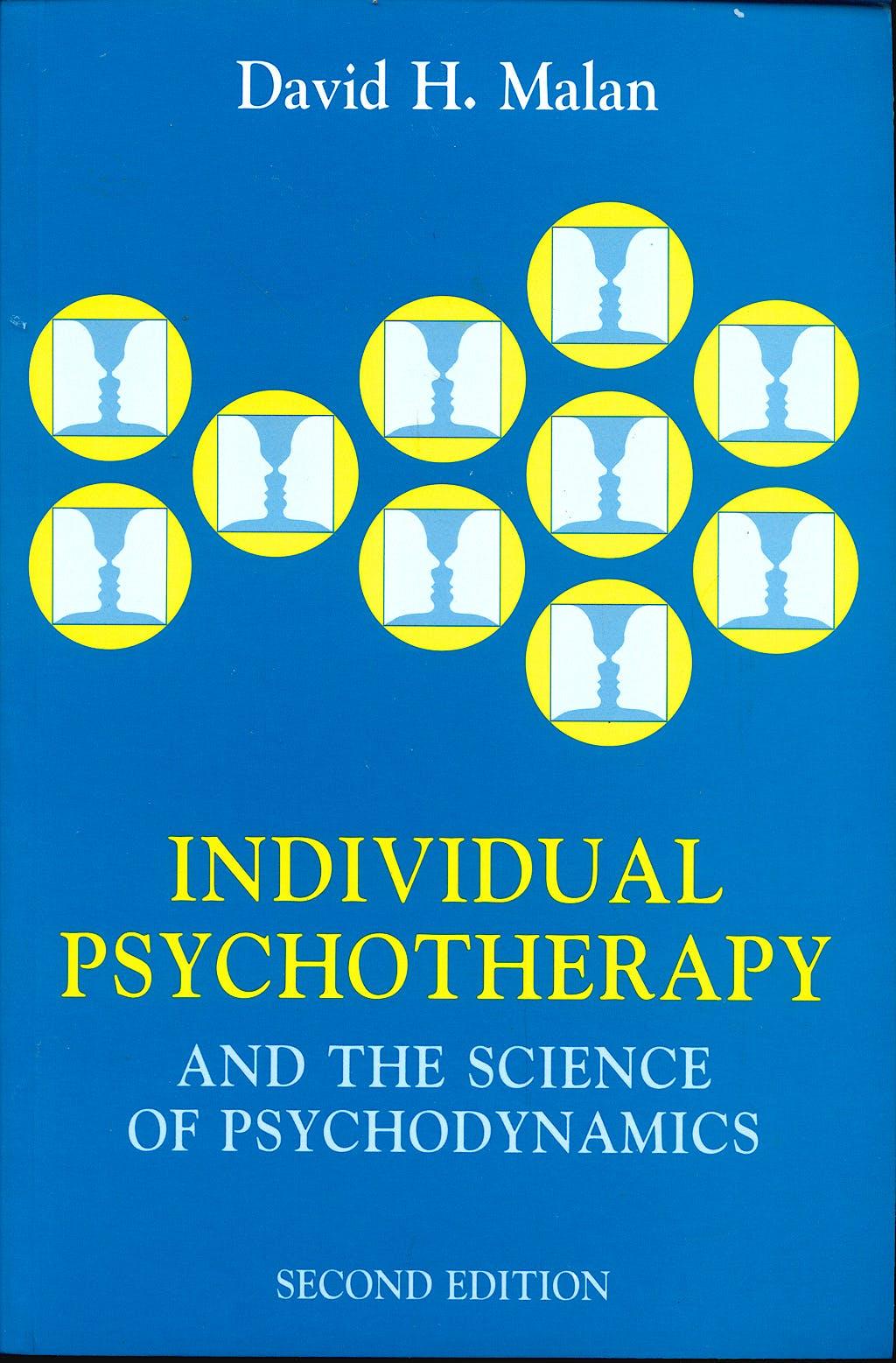 Portada del libro 9780750623872 Individual Psychotherapy and the Science of Psychodynamics