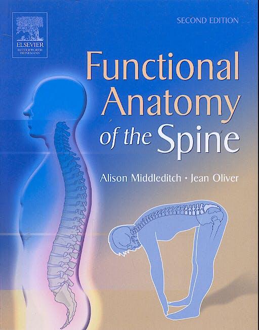 Portada del libro 9780750627177 Functional Anatomy of the Spine