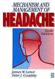 Portada del libro 9780750637282 Mechanism and Management of Headache