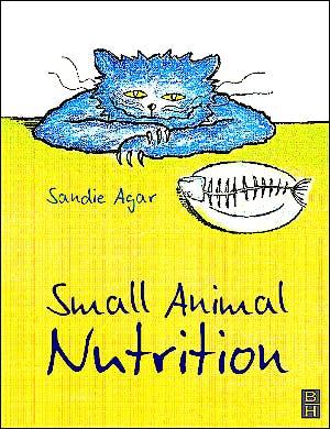 Portada del libro 9780750645751 Small Animal Nutrition