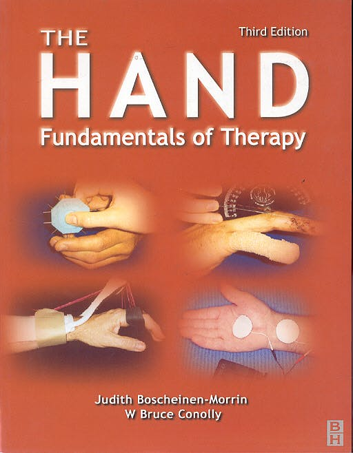 Portada del libro 9780750645775 The Hand: Fundamentals of Therapy