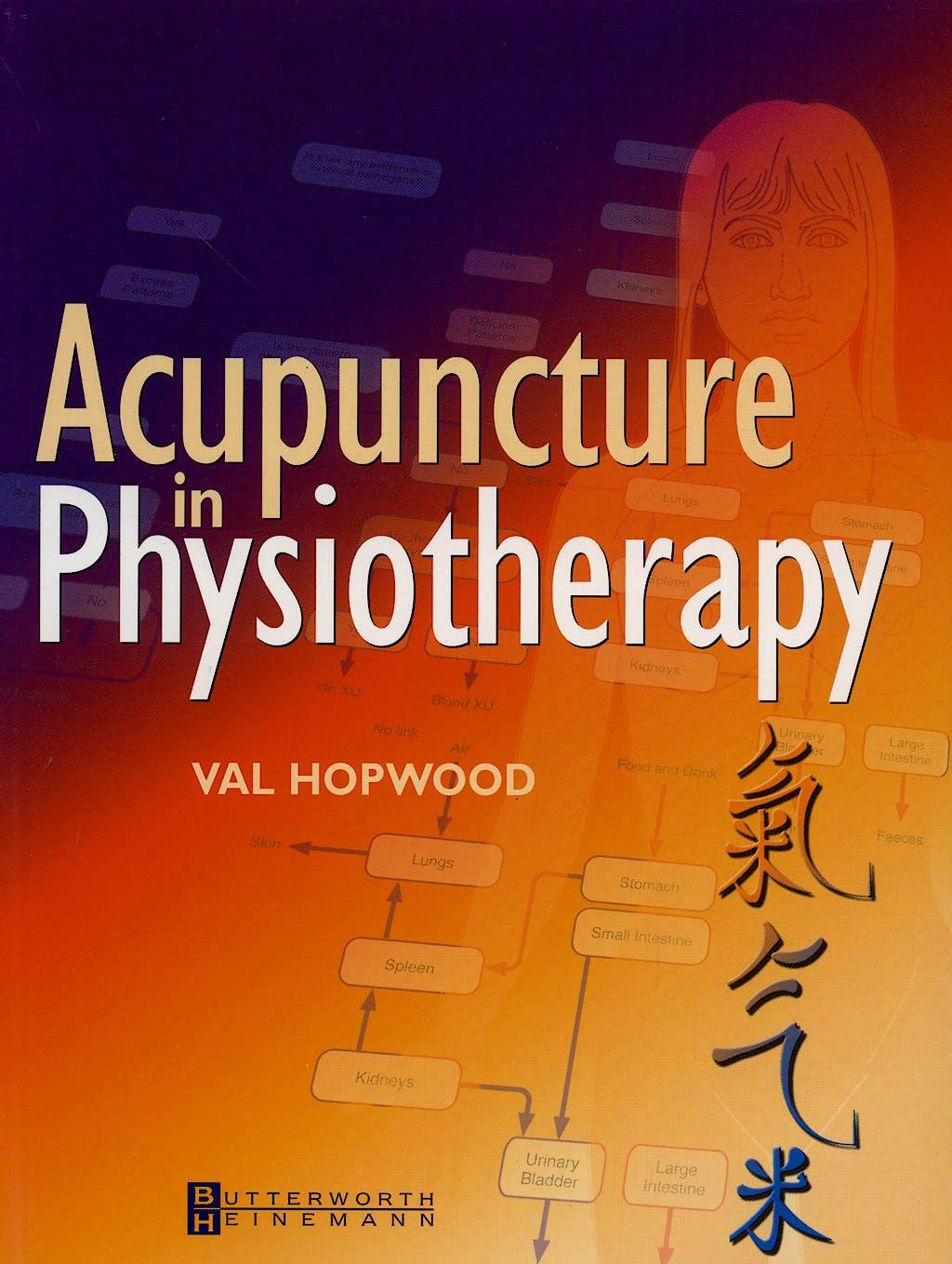 Portada del libro 9780750653282 Acupuncture in Physiotherapy