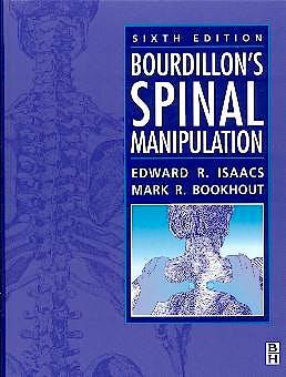 Portada del libro 9780750672399 Bourdillon's Spinal Manipulation