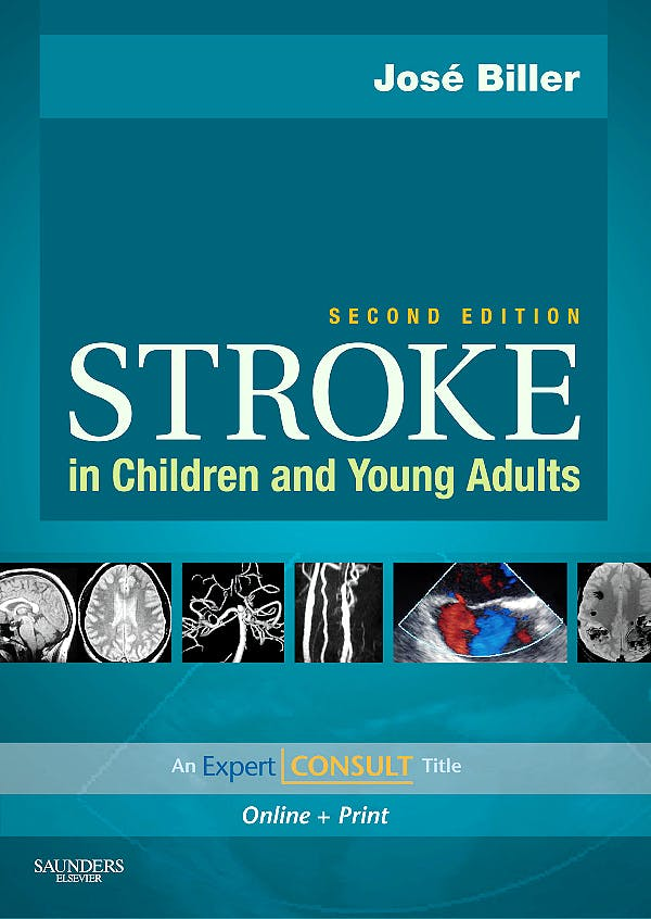 Portada del libro 9780750674188 Stroke in Children and Young Adults
