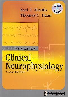 Portada del libro 9780750674416 Essentials of Clinical Neurophysiology