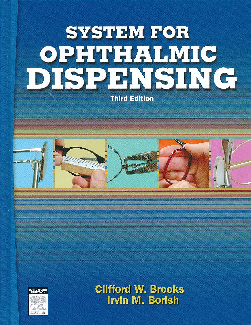 Portada del libro 9780750674805 System for Ophthalmic Dispensing