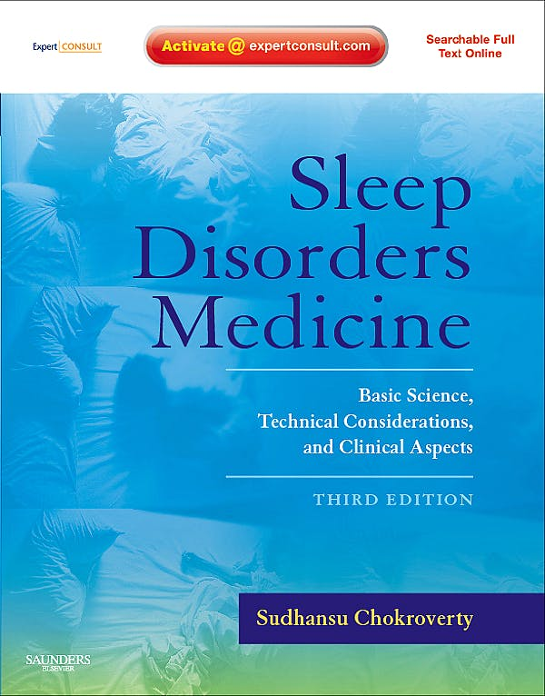 Portada del libro 9780750675840 Sleep Disorders Medicine. Basic Science, Technical Considerations, and Clinical Aspects