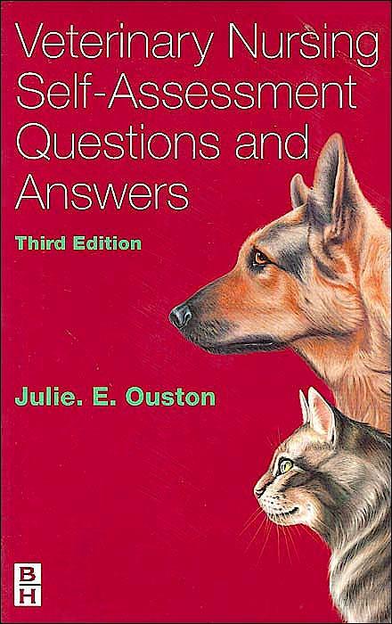 Portada del libro 9780750687812 Veterinary Nursing Self-Assessment
