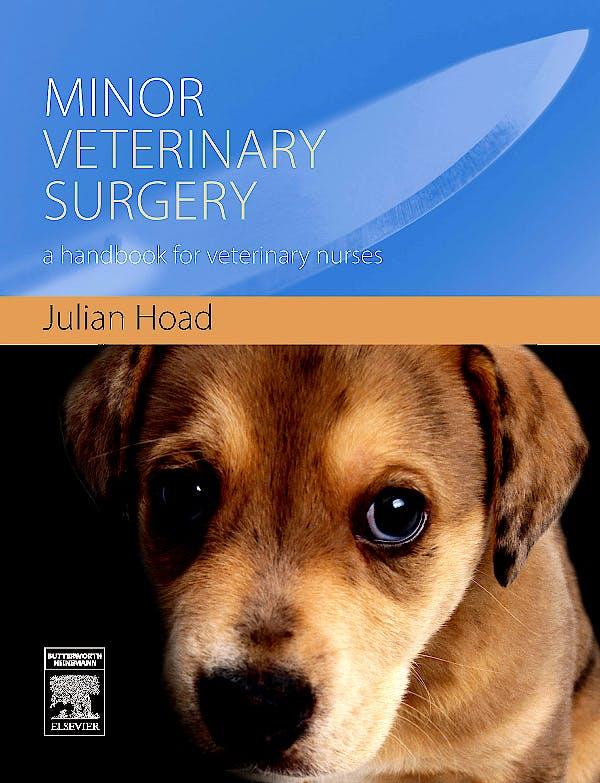 Portada del libro 9780750688079 Minor Veterinary Surgery: A Handbook for Veterinary Nurses