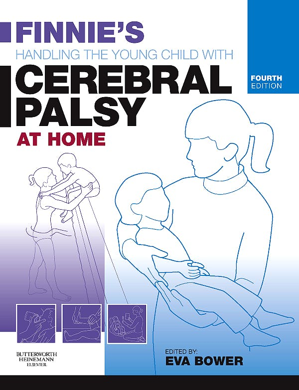Portada del libro 9780750688109 Finnie's Handling the Young Child with Cerebral Palsy at Home