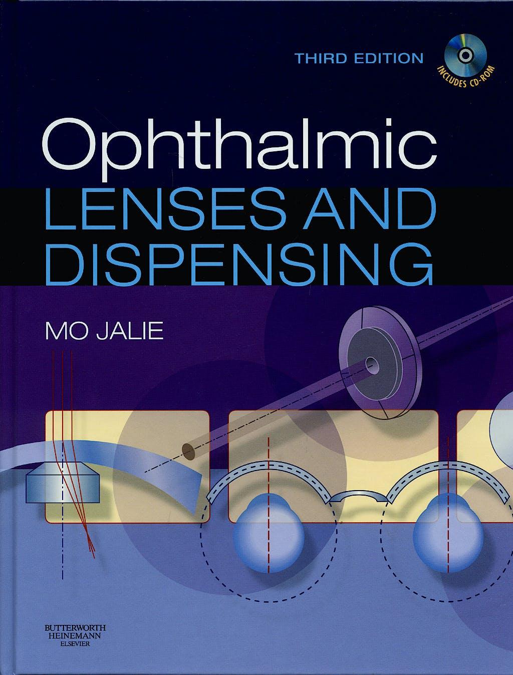 Portada del libro 9780750688949 Ophthalmic Lenses & Dispensing + Cd Rom