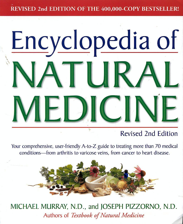 Portada del libro 9780761511571 Encyclopedia of Natural Medicine